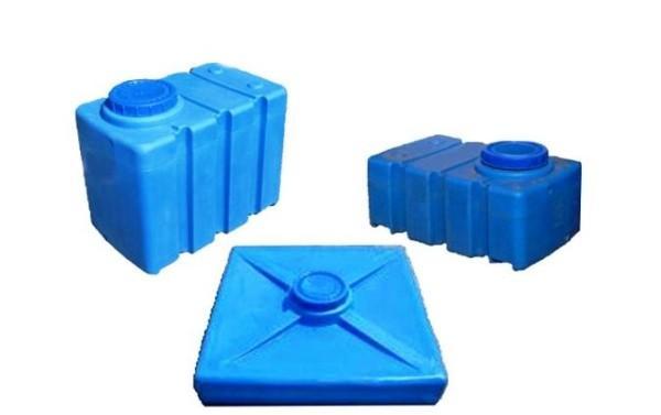 Баки для душа пластиковые (плоские, бочкообразные)