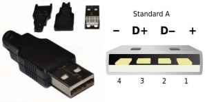 Теперь нужно вентилятор подключить к USB. Для этого придётся разобраться, что означают провода: желтый – мониторинг оборотов, его не нужно трогать; красный – плюс; черный – минус