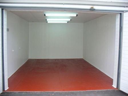 Полимерные покрытия для гаражного пола