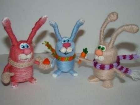 как сделать детские игрушки из подручных материалов