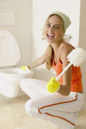 Как почистить унитаз домашними средствами