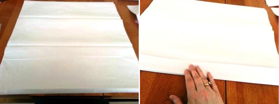 Цветы из папирусной бумаги: пошаговое выполнение: