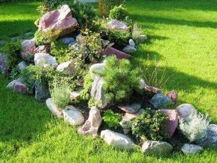 При подборе камней учитывайте не только их внешний вид, но и форму.