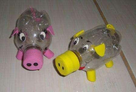 идеи из пластика для дачи