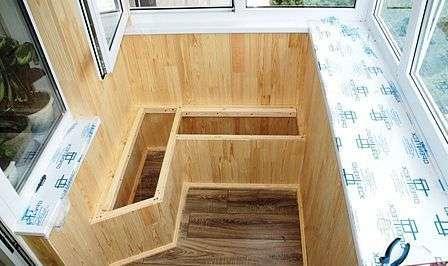 Хранение картофеля на балконе в ящике