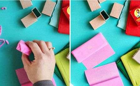 Итак, что же вам понадобится для создания новогодней гирлянды из спичечных коробок
