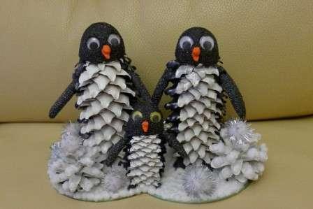 шишечные пингвины