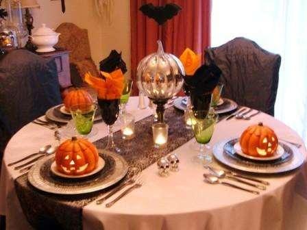 Давайте ознакомимся с некоторыми идеями оформления интерьера и праздничных блюд.