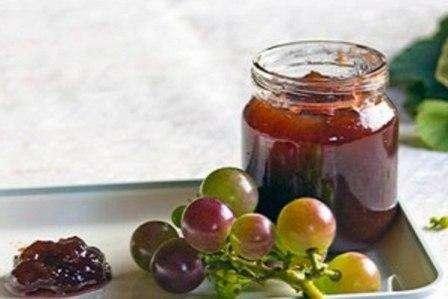 Виноград и апельсины