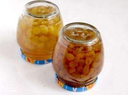 Варенье из винограда Киш-миш