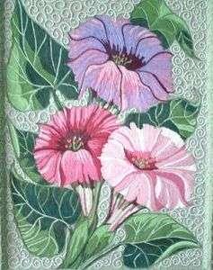 Неповторимые цветочные композиции лаконично впишутся в интерьер спальни. Такую картины можно подарить маме или бабушке.
