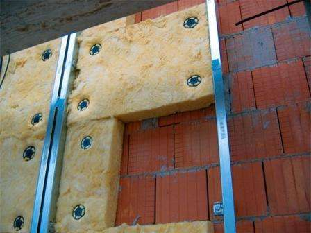 Технология обшивки дома снаружи пенополистиролом или минватой: