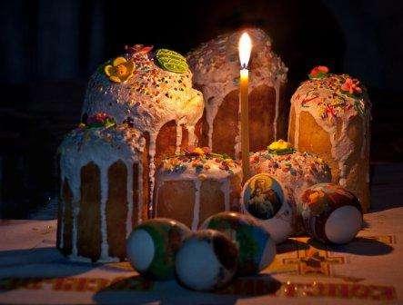 Так как праздник Пасхи не является постоянным, а каждый год переходит то на одно, то на другое число