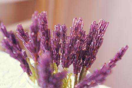 Густоту лепестков каждый определяет для себя сам. Длина соцветия должна получиться примерно 15 сантиметров.