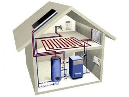 Расширительный бак должен устанавливаться только в отапливаемой комнате. Если вес гидроаккумулятора превышает 30 килограмм, то он устанавливается на специальной подставке. Место для размещения расширителя, должно быть легко доступным