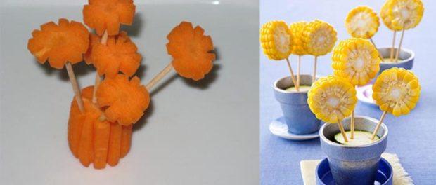 кукурузные поделки