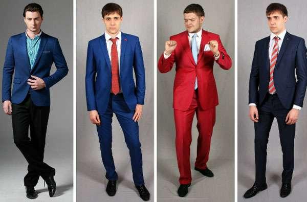 год петуха как одеться мужчине