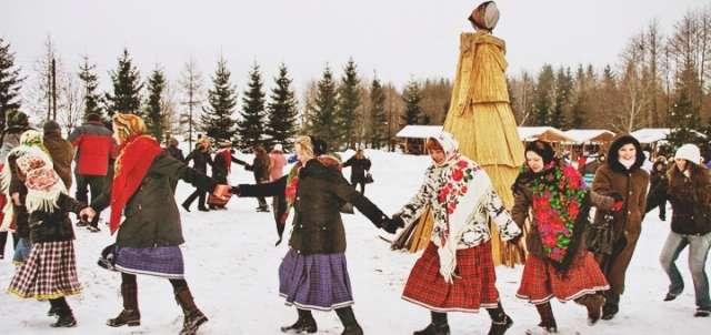 В 2017 году Широкая Масленица – это последние четыре дня праздника.