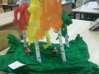поделки ко дню народного единства в детском саду