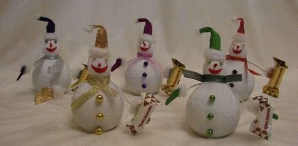 подарки из конфет для детей