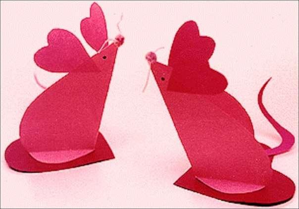 валентинка своими руками из бумаги с детьми