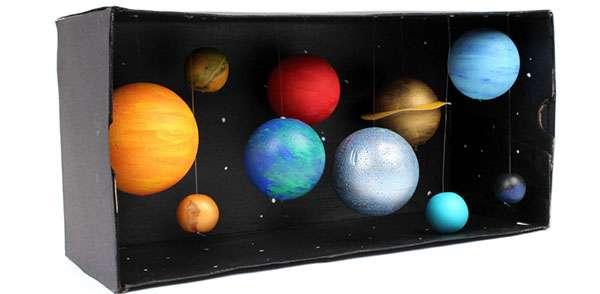 день космонавтики поделки с детьми