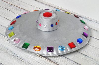 поделки ко дню космонавтики своими руками в детский сад