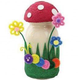 поделка грибы своими руками