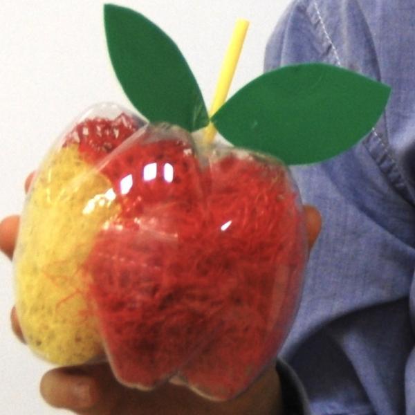 яблочный спас в детском саду поделки